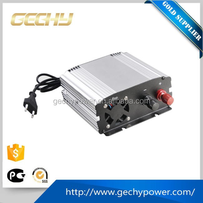 input 140V-270V AC ouput 12v DC 30A power inverter with charger