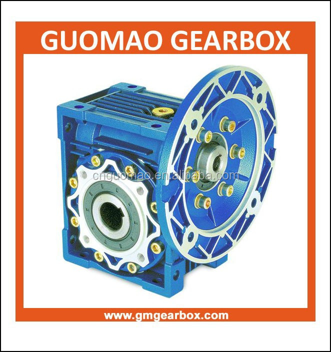 Power small transmission worm gearbox