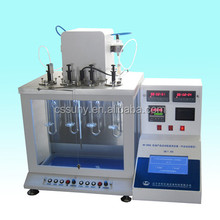 Kinematic Viscosity Bath (Semi-automatic Type with Oil Suction Function)