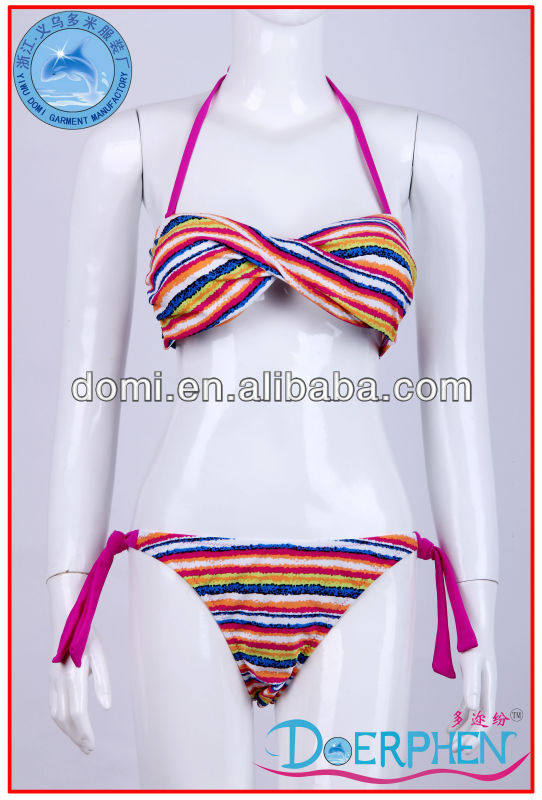 Newest apparel colorful of girls' xxl six hot sale bikini sexi images