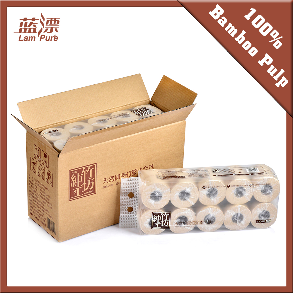 Super Quality Silky Soft Tissue Nature Brown Paper Towels