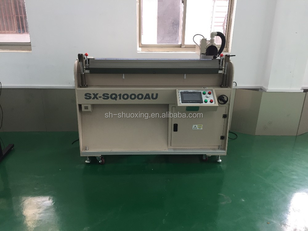 Automatic squeegee sharpener, automatic squeegee grinder