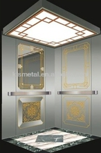 stainless steel plate 304 for elevator cabin decoration steel panel