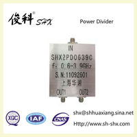 SHX2PD0639C 0.6-3.9G 50W Power Divider