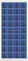 A grade cell 150w poly crystalline solar panel per watt price for solar system