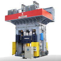 Bringing European Technology SMC Composite Moulding Hydraulic Press Punching Machines