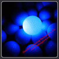 Custom Made Night Training Led Blinking Golf Balls