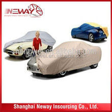 PEVA,PEVA & Cotton,polyester,non-woven car body protective cover