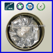 42um shinning water based silver white metallic pigment paste for waterbased car paint