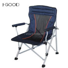 600D thickening oxford strong frame academy camping folding chair beach chair for hiking