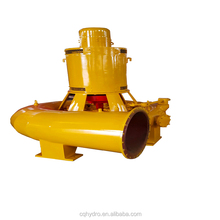 0.3kw-100kw Micro Water Turbine Generator for home use