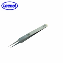 Heat resistant ESD stainless steel tipped tweezers Repair Tools