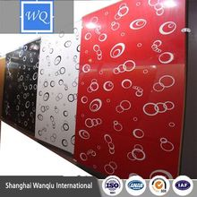 High gloss UV MDF sheet supplier/Melamine MDF