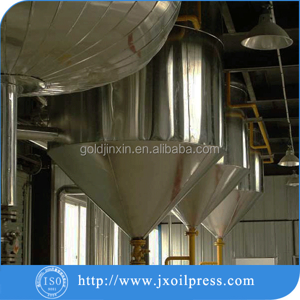 High quality soybean oil refining machine/soybean oil specification