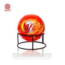 Children can stop fire by throwing the fire ball,fire extinguisher ball