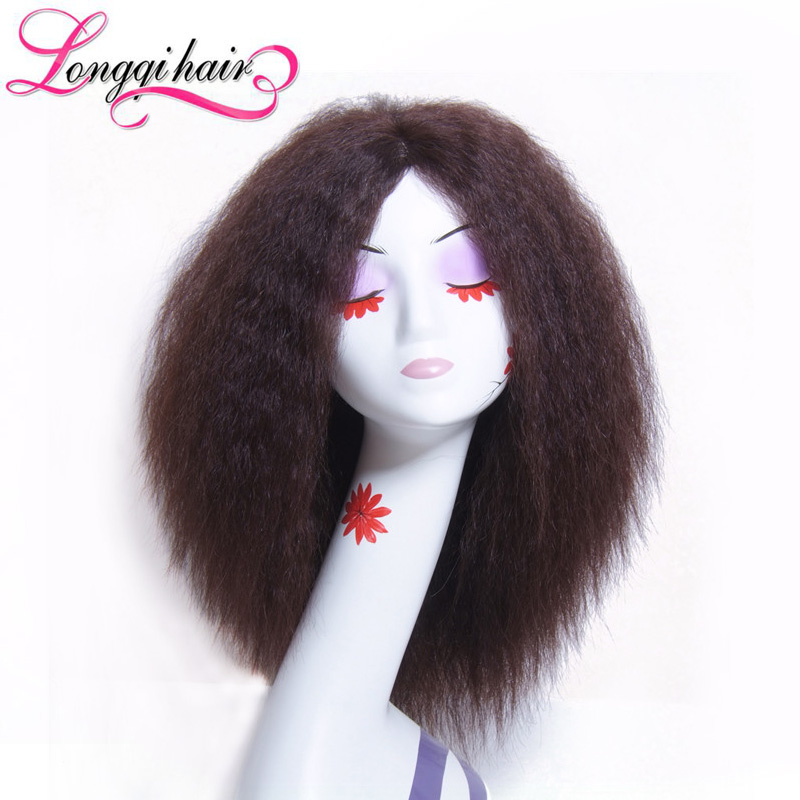 Aliexpress Hot Selling Human Hair Virgin Hair Long Wig