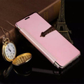 Factory Price Fashion Mirror Flip Electroplating Phone Cover Case For Samsung Galaxy A5