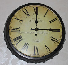 Country bar Beer Bottle Cap Wall Clock