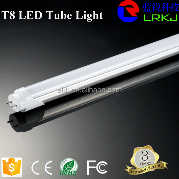 Office lighting 120cm 18w led tube energy saving 4ft t8 led lamp replace 40w fluorescent tube