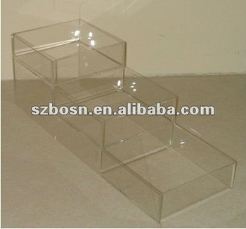 Three-tier Acrylic Candy Tray