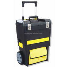 Mobile Three Module Tool Box Chest Trolley Cart