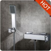 concealed bath and shower mixer
