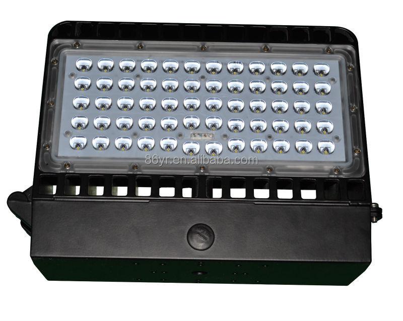 Etl Commercial Lighting 80w 50w 120w Led Wall Pack Parking