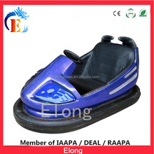 2017 new arrival amusement rides manufacturer chinese bumper car factory