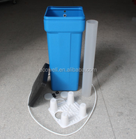 water filter parts / Brine tank for water treatment/PE Water Softener Brine Tank