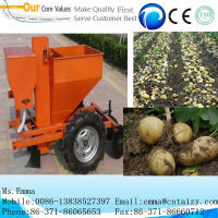 single-row potato planter 0086-13838527397