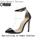 2017 Sexy pointed toe high heel pump shoes sexy pumps dress shoes PJ4504