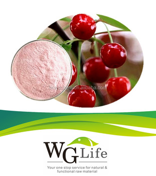 Antioxidant Vitamin C Acerola Cherry extract Powder in Health Benefits
