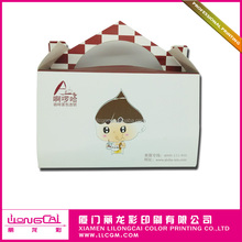 Luxury spot color printing paper packaging boxes