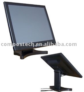 2015 new design 19inch cheap LCD touch monitor