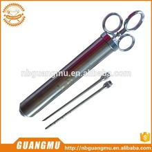 meat saline injector meat saline injector with bone machine marinade needles injector metal