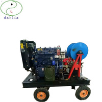 Marine High Pressure Drill Pipe Water Blasting cleaning Cleaner equipment for sale