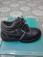 HARDSAFE Safety Shoes High Cut steel toe w/ midsole