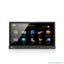 Renault fluence car dvd player with gps navigation