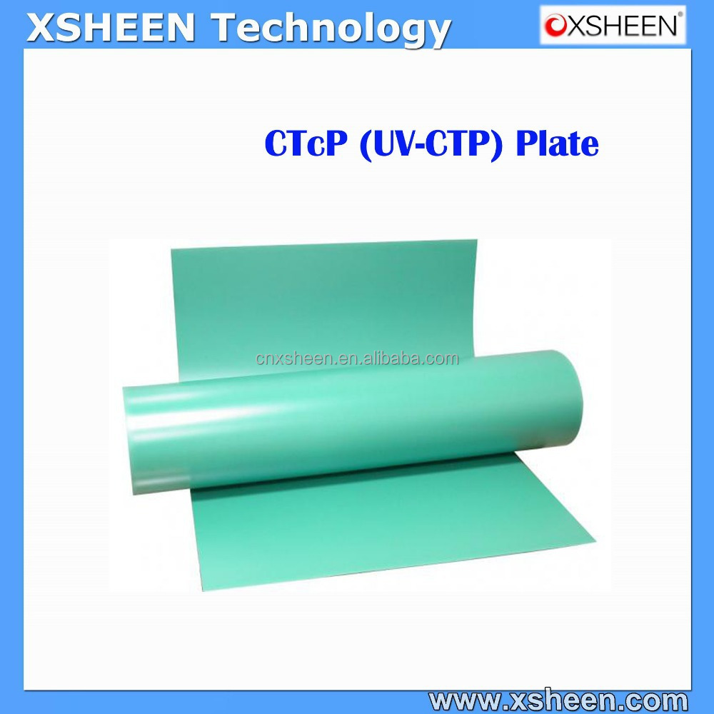 thermal ctp plate for offset printing plate making