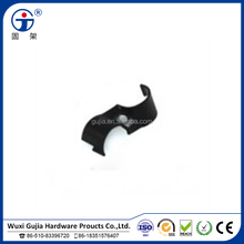 single pipe metal joint clamp with plastic coated pipe for pipe rack system