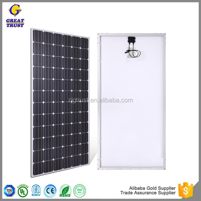 triangle shape solar panel 800w solar panel monocrystalline solar panel 250w with great price