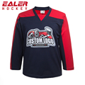 Team Custom Name/Number Deep Blue Florida Panthers Ice Hockey Jersey For Fans
