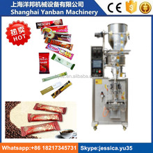 2016 Shanghai Manufacture Good quality Automatic stick pack packing machine , stcick sugar packing equipment