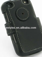 beauty colorful book style leather case for mobile phone blackberry in colorful style for promotion gifts2013