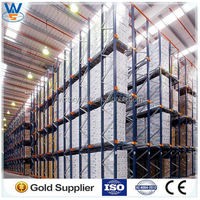 drive in factory warehouse storage rack solutions supplier