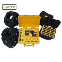 Fedex DHL free shipping 180 channels (DE180-AF) wire control Sequential fire professional pyrotechnic fireworks firing system