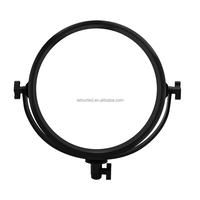 China wholesale ring shaped large power high lumen led video camera studio lighting