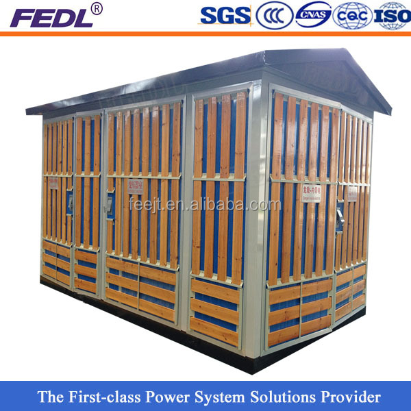 YBW electrical substation equipment
