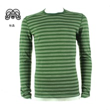 Men's Merino Wool Thermal Long Sleeves Crew Neck Base Layer Heated Underwear