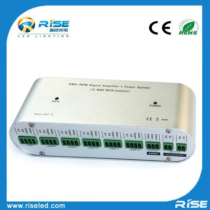 Hot sale cheap price dmx512 controller dmx splitter